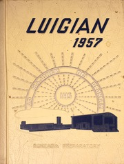 1957 Edition, Gonzaga Preparatory School - Luigian Yearbook (Spokane, WA)