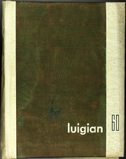 Page 1, 1960 Edition, Gonzaga Preparatory School - Luigian Yearbook (Spokane, WA) online yearbook collection