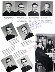 Page 14, 1960 Edition, Gonzaga Preparatory School - Luigian Yearbook (Spokane, WA) online yearbook collection