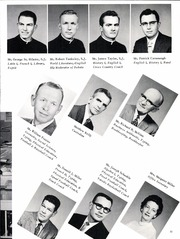 Page 15, 1960 Edition, Gonzaga Preparatory School - Luigian Yearbook (Spokane, WA) online yearbook collection