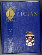 1962 Edition, Gonzaga Preparatory School - Luigian Yearbook (Spokane, WA)