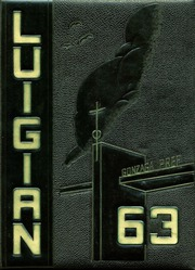 1963 Edition, Gonzaga Preparatory School - Luigian Yearbook (Spokane, WA)