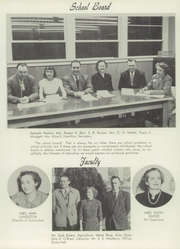 Page 13, 1952 Edition, Central Valley High School - Bear Yearbook (Veradale, WA) online yearbook collection