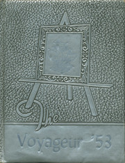 1953 Edition, Central Valley High School - Bear Yearbook (Veradale, WA)