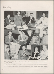 Page 15, 1949 Edition, Richland Columbia High School - Columbian Yearbook (Richland, WA) online yearbook collection