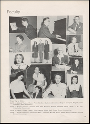 Page 16, 1949 Edition, Richland Columbia High School - Columbian Yearbook (Richland, WA) online yearbook collection