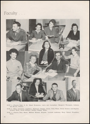 Page 17, 1949 Edition, Richland Columbia High School - Columbian Yearbook (Richland, WA) online yearbook collection