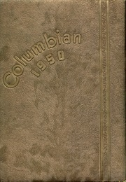 1950 Edition, Richland Columbia High School - Columbian Yearbook (Richland, WA)
