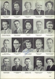 Page 15, 1952 Edition, Richland Columbia High School - Columbian Yearbook (Richland, WA) online yearbook collection