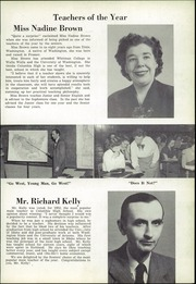 Page 17, 1952 Edition, Richland Columbia High School - Columbian Yearbook (Richland, WA) online yearbook collection