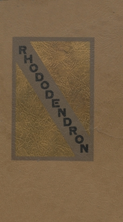Anacortes High School - Rhododendron Yearbook (Anacortes, WA) online yearbook collection, 1922 Edition, Page 1