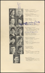 Page 16, 1930 Edition, Anacortes High School - Rhododendron Yearbook (Anacortes, WA) online yearbook collection
