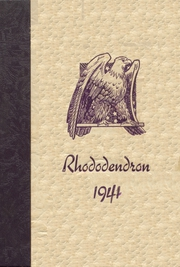 Anacortes High School - Rhododendron Yearbook (Anacortes, WA) online yearbook collection, 1944 Edition, Page 1