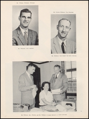 Page 14, 1956 Edition, Anacortes High School - Rhododendron Yearbook (Anacortes, WA) online yearbook collection
