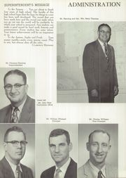 Page 12, 1958 Edition, Anacortes High School - Rhododendron Yearbook (Anacortes, WA) online yearbook collection