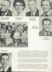 Page 15, 1958 Edition, Anacortes High School - Rhododendron Yearbook (Anacortes, WA) online yearbook collection
