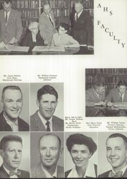 Page 16, 1958 Edition, Anacortes High School - Rhododendron Yearbook (Anacortes, WA) online yearbook collection