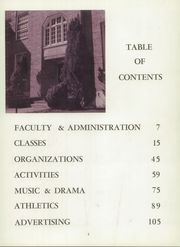 Page 7, 1958 Edition, Anacortes High School - Rhododendron Yearbook (Anacortes, WA) online yearbook collection