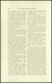 Page 14, 1913 Edition, Lewis and Clark High School - Tiger Yearbook (Spokane, WA) online yearbook collection