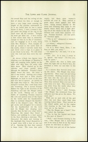Page 15, 1913 Edition, Lewis and Clark High School - Tiger Yearbook (Spokane, WA) online yearbook collection