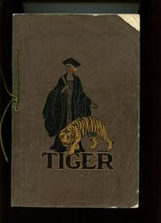 Page 1, 1923 Edition, Lewis and Clark High School - Tiger Yearbook (Spokane, WA) online yearbook collection