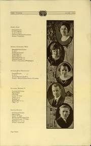 Page 17, 1923 Edition, Lewis and Clark High School - Tiger Yearbook (Spokane, WA) online yearbook collection