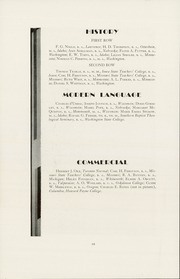 Page 14, 1930 Edition, Lewis and Clark High School - Tiger Yearbook (Spokane, WA) online yearbook collection