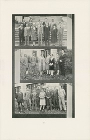 Page 15, 1930 Edition, Lewis and Clark High School - Tiger Yearbook (Spokane, WA) online yearbook collection