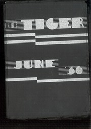 Page 1, 1936 Edition, Lewis and Clark High School - Tiger Yearbook (Spokane, WA) online yearbook collection