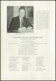 Page 10, 1943 Edition, Lewis and Clark High School - Tiger Yearbook (Spokane, WA) online yearbook collection