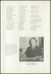 Page 11, 1943 Edition, Lewis and Clark High School - Tiger Yearbook (Spokane, WA) online yearbook collection