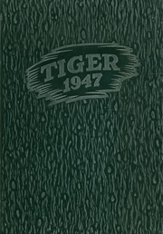 Page 1, 1947 Edition, Lewis and Clark High School - Tiger Yearbook (Spokane, WA) online yearbook collection