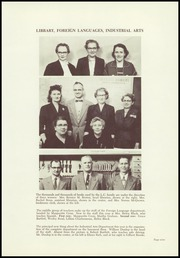 Page 13, 1955 Edition, Lewis and Clark High School - Tiger Yearbook (Spokane, WA) online yearbook collection