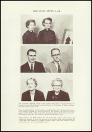 Page 14, 1955 Edition, Lewis and Clark High School - Tiger Yearbook (Spokane, WA) online yearbook collection