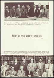 Page 15, 1955 Edition, Lewis and Clark High School - Tiger Yearbook (Spokane, WA) online yearbook collection