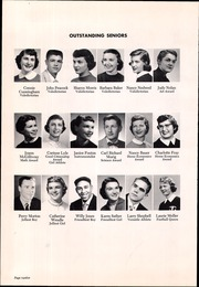 Page 16, 1956 Edition, Lewis and Clark High School - Tiger Yearbook (Spokane, WA) online yearbook collection