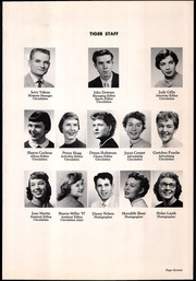 Page 17, 1956 Edition, Lewis and Clark High School - Tiger Yearbook (Spokane, WA) online yearbook collection