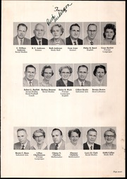 Page 11, 1957 Edition, Lewis and Clark High School - Tiger Yearbook (Spokane, WA) online yearbook collection