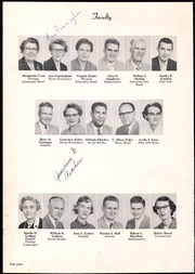 Page 12, 1957 Edition, Lewis and Clark High School - Tiger Yearbook (Spokane, WA) online yearbook collection