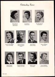 Page 16, 1957 Edition, Lewis and Clark High School - Tiger Yearbook (Spokane, WA) online yearbook collection