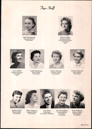 Page 17, 1957 Edition, Lewis and Clark High School - Tiger Yearbook (Spokane, WA) online yearbook collection