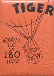 1959 Edition, Lewis and Clark High School - Tiger Yearbook (Spokane, WA)