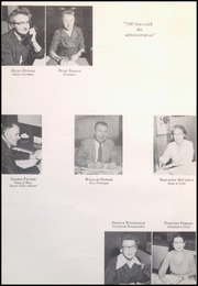 Page 10, 1959 Edition, Lewis and Clark High School - Tiger Yearbook (Spokane, WA) online yearbook collection