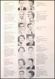 Page 35, 1959 Edition, Lewis and Clark High School - Tiger Yearbook (Spokane, WA) online yearbook collection
