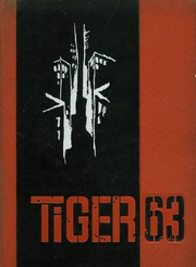 Page 1, 1963 Edition, Lewis and Clark High School - Tiger Yearbook (Spokane, WA) online yearbook collection