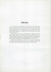 Page 8, 1963 Edition, Lewis and Clark High School - Tiger Yearbook (Spokane, WA) online yearbook collection