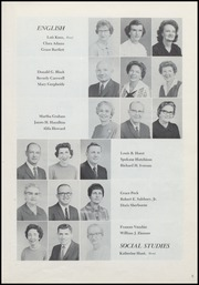 Page 15, 1965 Edition, Lewis and Clark High School - Tiger Yearbook (Spokane, WA) online yearbook collection