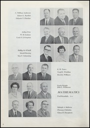 Page 16, 1965 Edition, Lewis and Clark High School - Tiger Yearbook (Spokane, WA) online yearbook collection