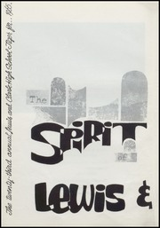 Page 6, 1965 Edition, Lewis and Clark High School - Tiger Yearbook (Spokane, WA) online yearbook collection