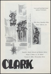 Page 7, 1965 Edition, Lewis and Clark High School - Tiger Yearbook (Spokane, WA) online yearbook collection